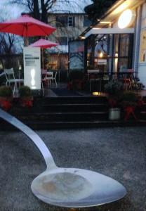 Eingang Wunderbar Arbon 2