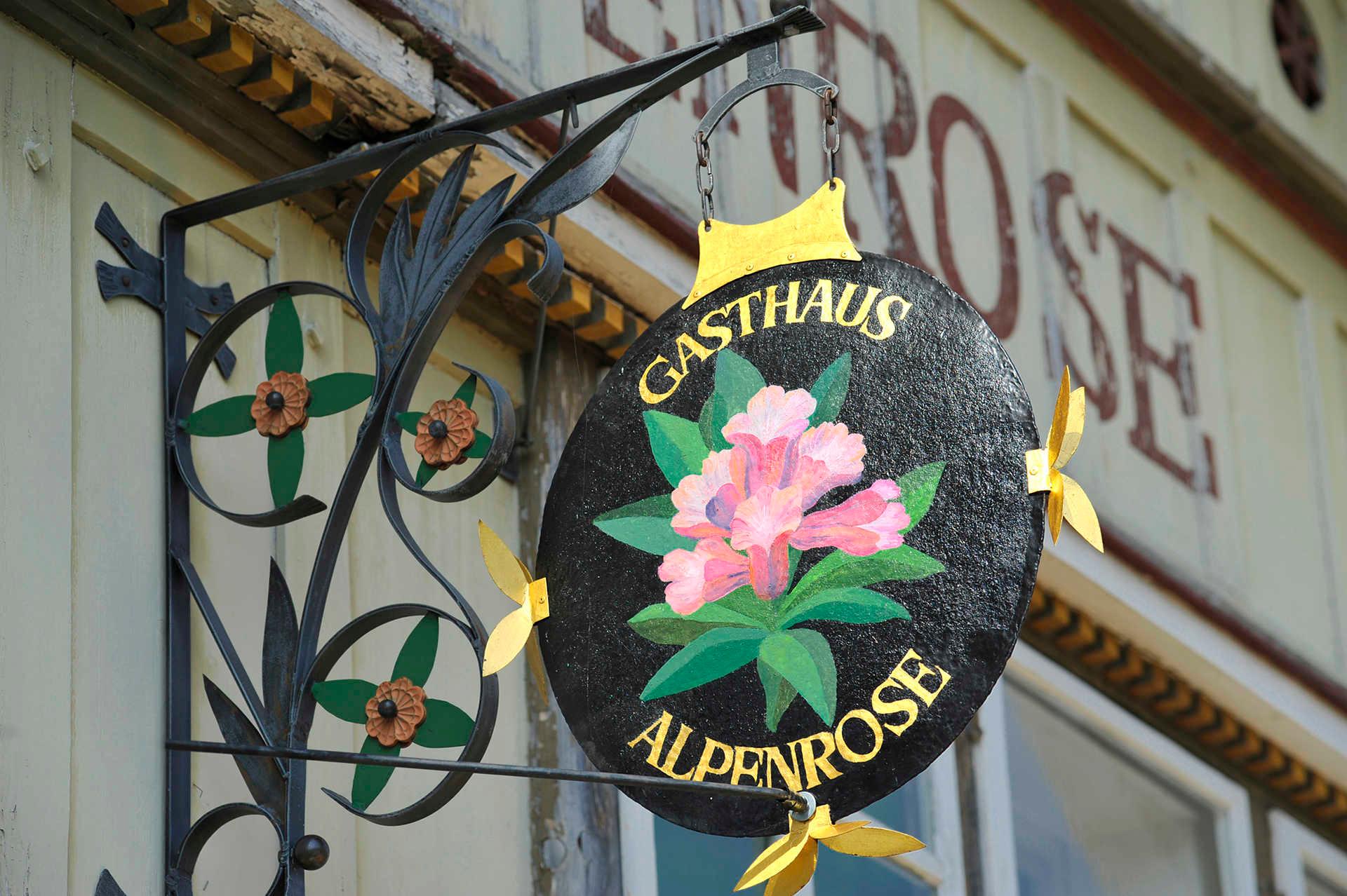 Alpenrose Hundwil