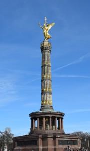 Berlinfahrt Siegessäule 1