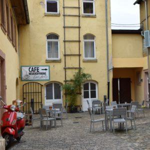 Hinterhof Bamberg