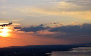 Sonnenuntergang Treichli 2