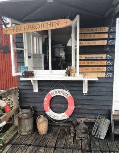 2 Fischbrötchen Flensburg
