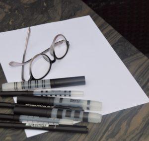 2_Material zum doodeln