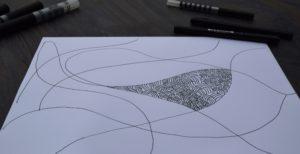 erstes Muster doodeln