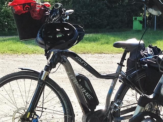 Fahrradtour Weinfelden Schaffhausen Winterthur