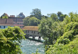 Brücke Rheinau