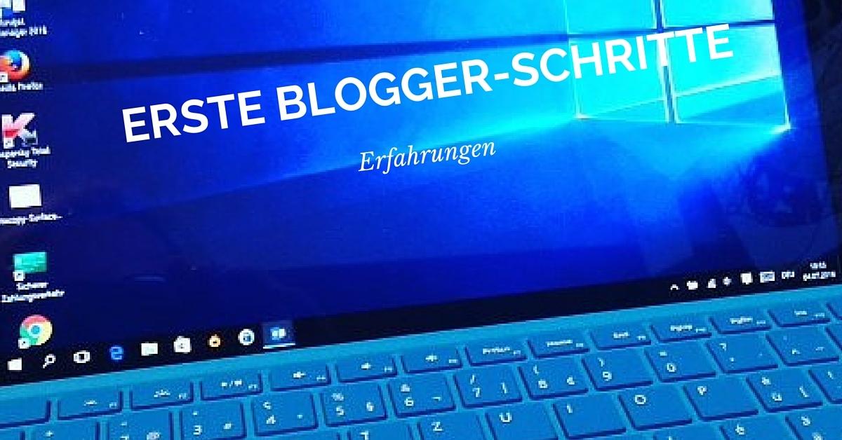 Mein erstes Halbjahr als Bloggerin