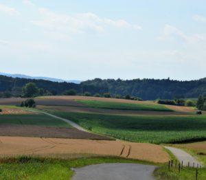 Unterwegs Richtung Schaffhausen