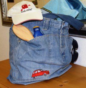 fertige Tasche mit BAdeutensilien2