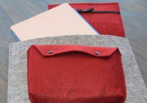 3_Notizbuch und Surface TAsche