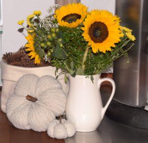 kuerbise-mit-sonnenblumen