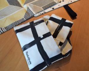 Kleine Einkaufstaschen für die Handtasche