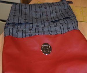 innen und aussen Tasche