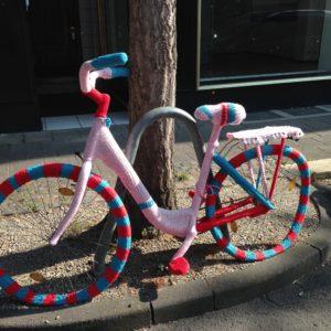 Das Leben geniessen und meditatives Fahrradfahren