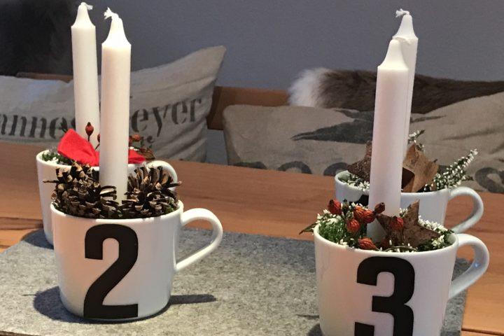 Winterzauber Adventsbecher